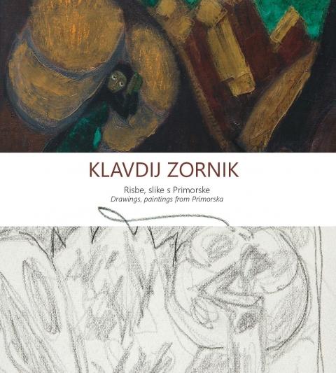 Klavdij Zornik. Risbe, slike s Primorske