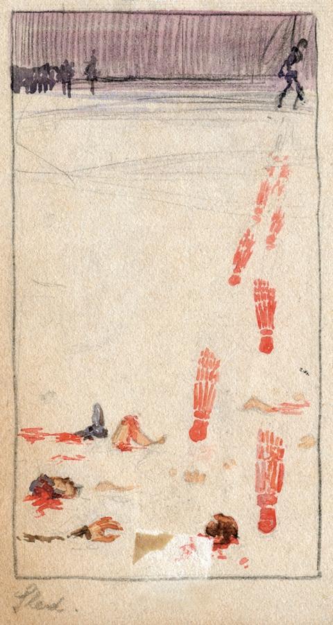 Sled, 1917