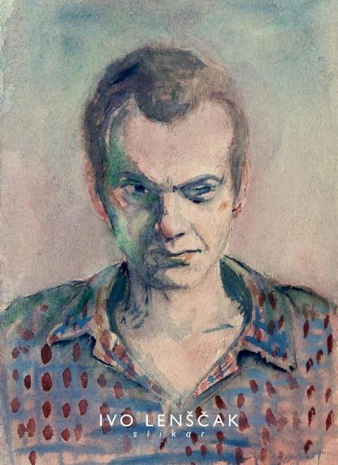 Ivo Lenščak, slikar